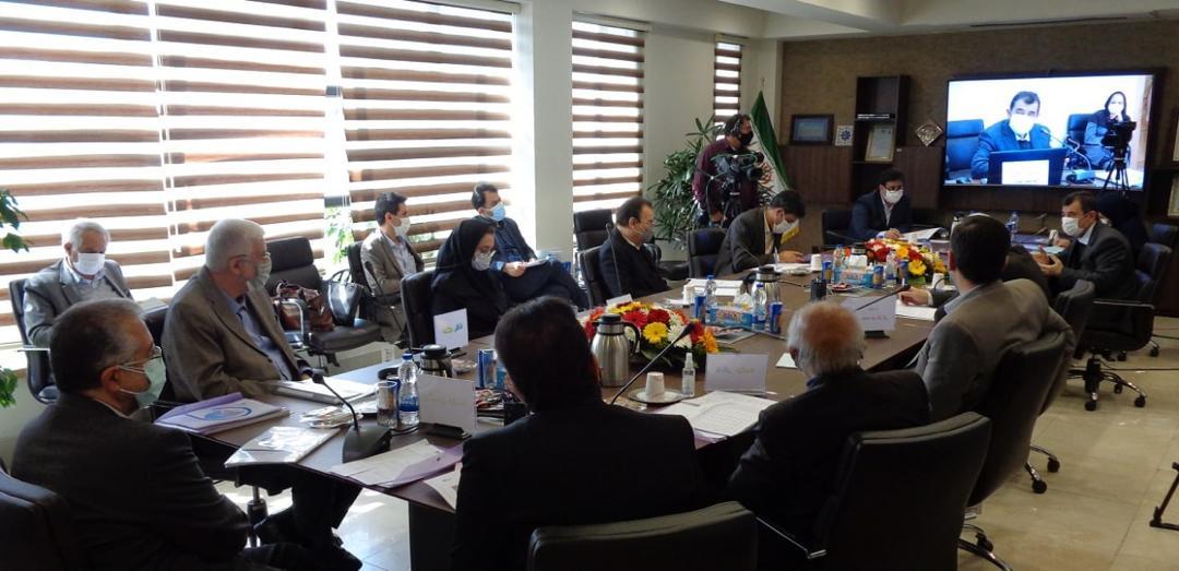 برگزاری مجمع عمومی عادی سالیانۀ بیمه اتکایی ایرانیان